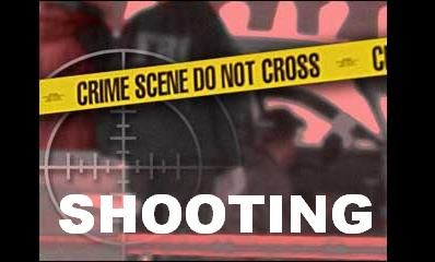 Shooting incident near Wounded Knee