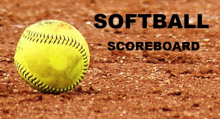 Softball Scoreboard