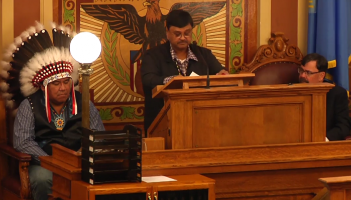 State of Tribes Address