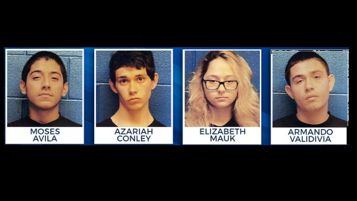 Sturgis Assault Suspects