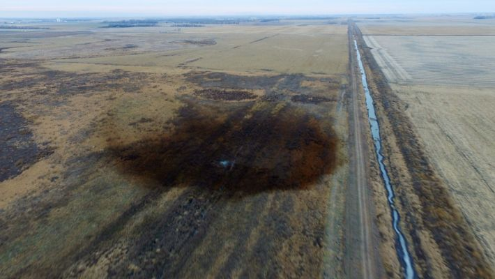 Whether or not TransCanada officials intentionally lied about the size of the oil spill isn't yet known. New reports have the spill amount as almost double of that reported by TransCanada initially. State officials are considering revoking the pipeline's