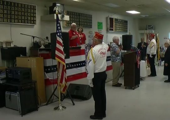 World War II Vets Luncheon