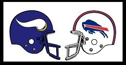 Vikings vs Bills