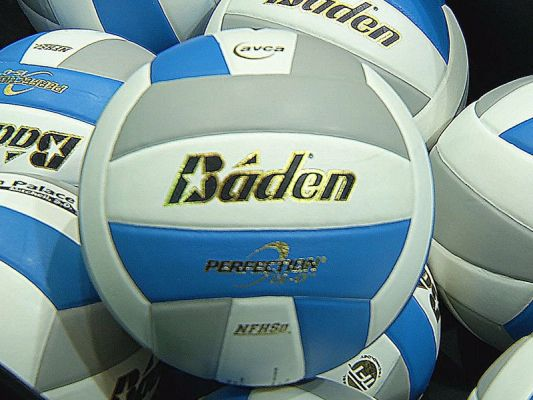 Volleyball Scoreboard for October 4