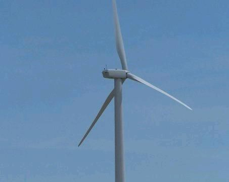 Wyoming Wind Farm Plan
