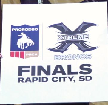 Xtreme Broncs Finals coming to Rapid City in August.