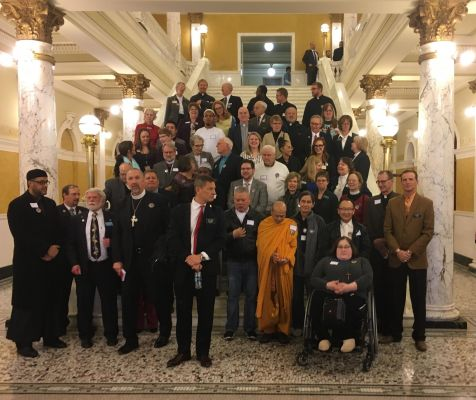 Interfaith Day at the capitol