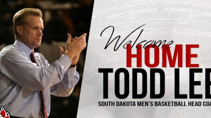 Todd Lee named new head coach of USD basketball