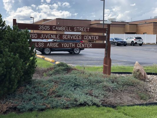 One of the major goals of the 2015 juvenile justice reform efforts in South Dakota was to reduce the number of youths sent to facilities such as the Western South Dakota Juvenile Services Center in Rapid City, shown here. That effort has been successful,