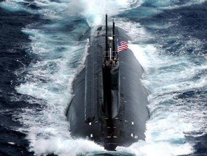 USS South Dakota Submarine